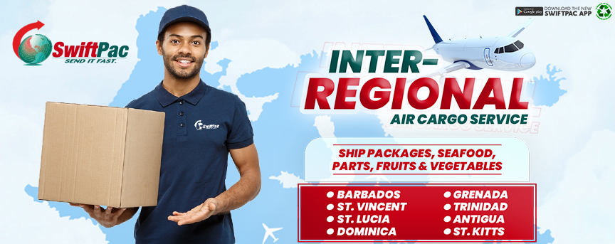 SwiftPac Inter Regional Air  Cargo